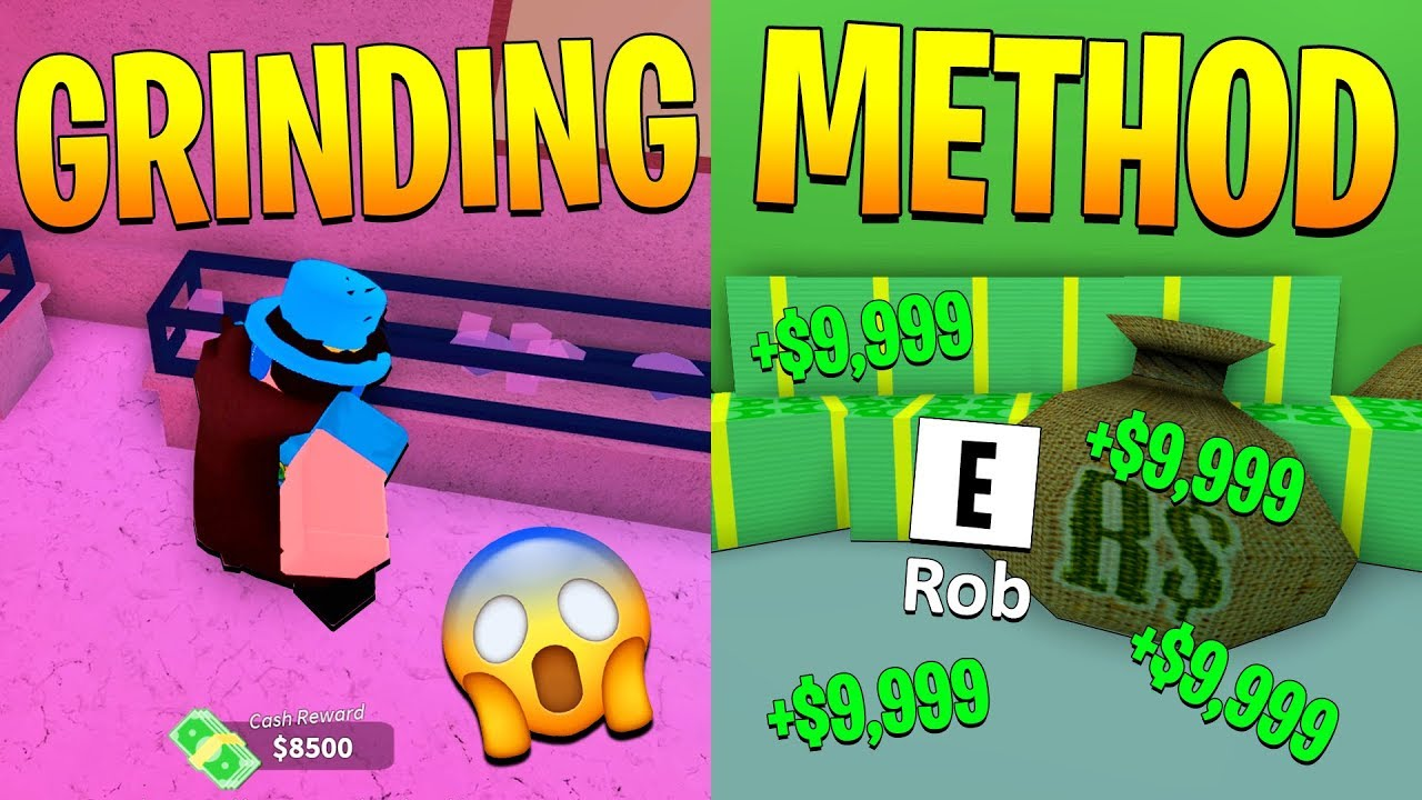 How To Get 1 000 000 Cash Per Day In Mad City Roblox Youtube