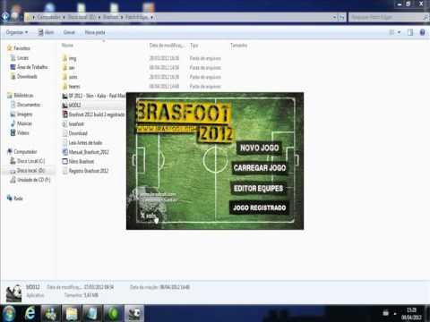 BRASFOOT O JOGO 2012 BAIXAR DO