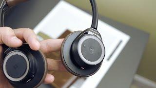 Plantronics Backbeat Sense Bluetooth Headphones Review