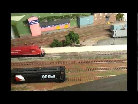 Island Central Railway 2012