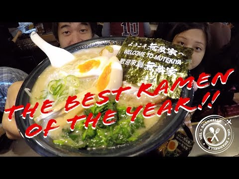 TOKYO || Ep 5 || The BEST RAMEN We've Had This Year!!! *IT WAS AMAZING*