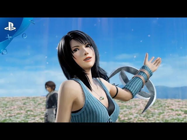 Dissidia Final Fantasy NT - Rinoa Announce Trailer | PS4