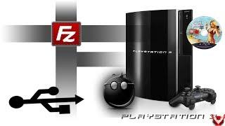 Free Backups | Spiele vom PC auf die PS3 kopieren USB & FTP | PS3 CFW DEX & CEX | Rheloads