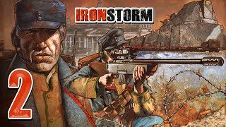 Iron Storm (PC) 2002 - 1080p HD Playthrough Level 2 - Anton Denikin Line