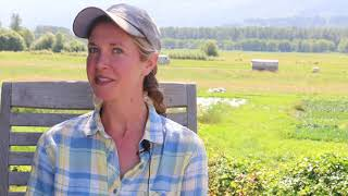 Foothills Farm + SARE Feed Fermentation Study Findings presented by Scratch and Peck