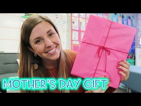 Easy, FREE Mother's Day Gift: Teacher Vlog