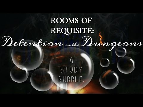 STUDY EASY: Dungeon Detention with Snape! BINAURAL Study Aid - Focus&Productivity AMPLIFIER