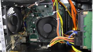 Dell XPS 8300内部構造.m2ts版