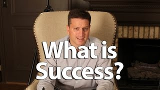 Woody Wednesday - Three Pillars of Success and Happiness