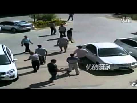 Muslims Attack with axes in Xinjiang China