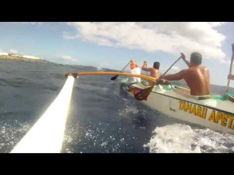 Surf Va'a 6 - Tamarii Apetahi