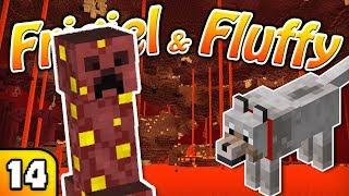 FRIGIEL & FLUFFY : Le Nether ?!? | Minecraft - S6 Ep.15