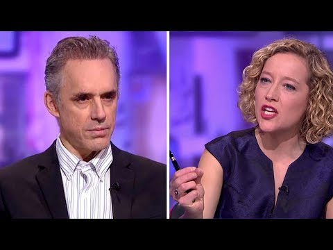 "Jordan Peterson vs Cathy Newman  - The ""You're Saying"" recut"