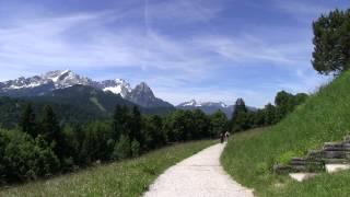 Garmisch-Partenkirchen: Wanderung zur Pfeiffer-Alm