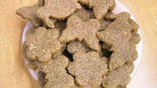 Овсяное печенье по-домашнему - видео рецепт