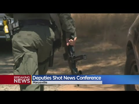 Suspect Accused Of Shooting Yuba County Deputies Shot And Killed