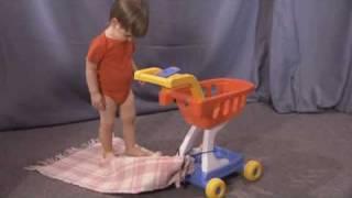 The Baby Human  Shopping Cart Study