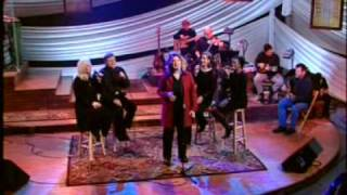 1. HYMNS WORSHIP(The Solid Rock & He Leadeth Me)