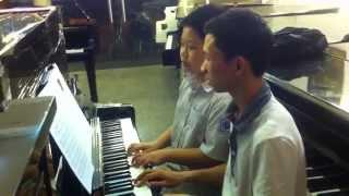 [Lớp Piano Fun] Happy birthday - Khúc hát mừng sinh nhật
