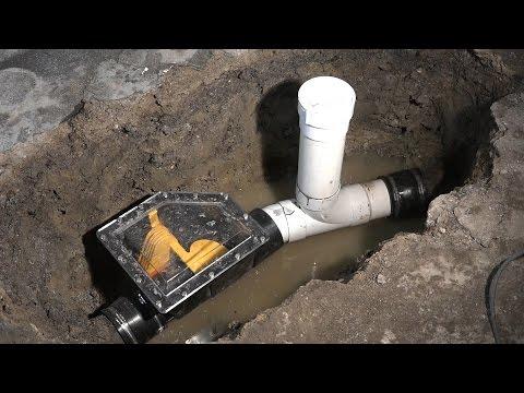 backwater-valve-installation