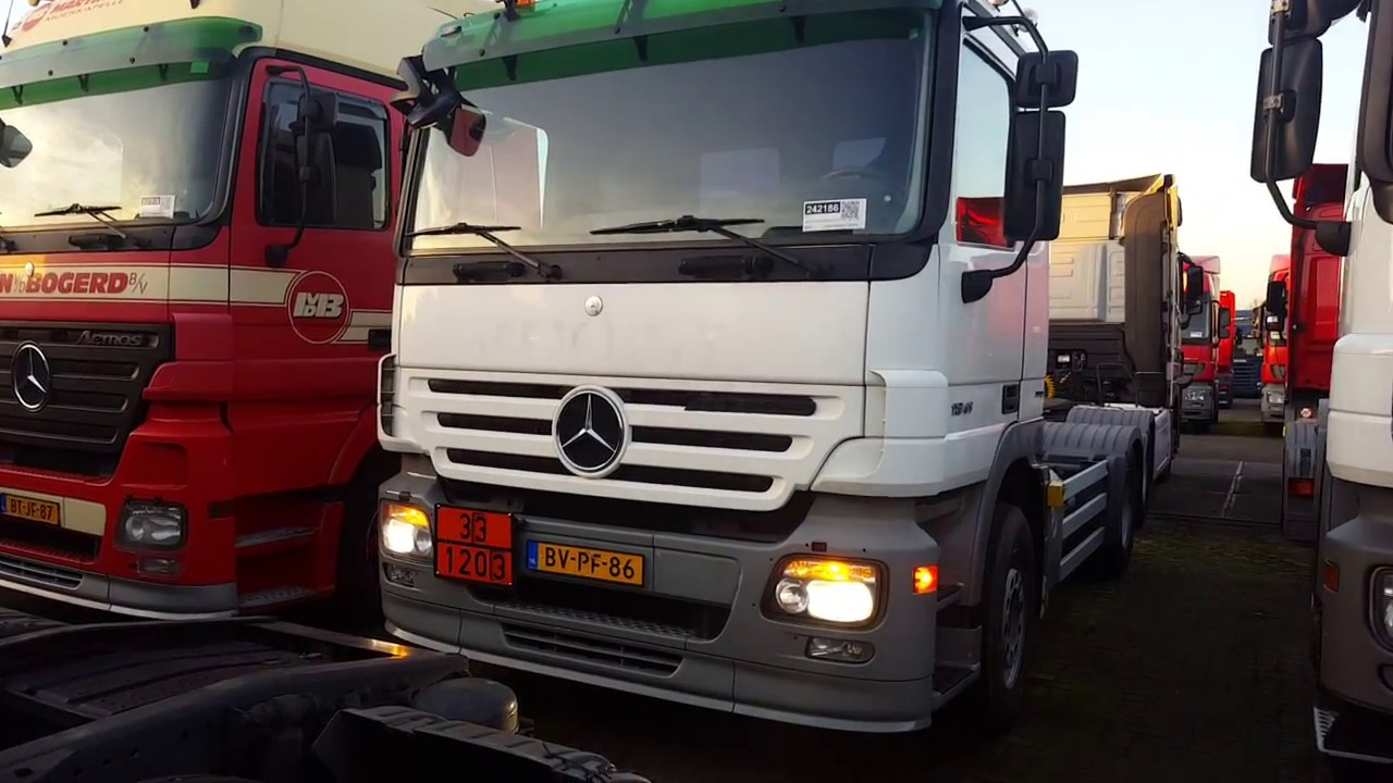 Mercedes benz actros 1841 more information - Mercedes Benz Actros 1841 2008
