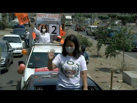Keiko Fujimori cierra campaña en Lima en su tercer intento por ser presidenta de Perú | AFP