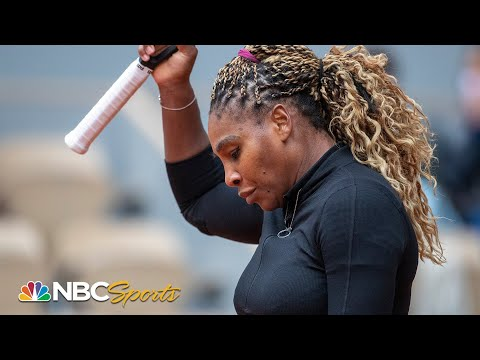 Serena Williams explains French Open withdrawal | NBC Sports