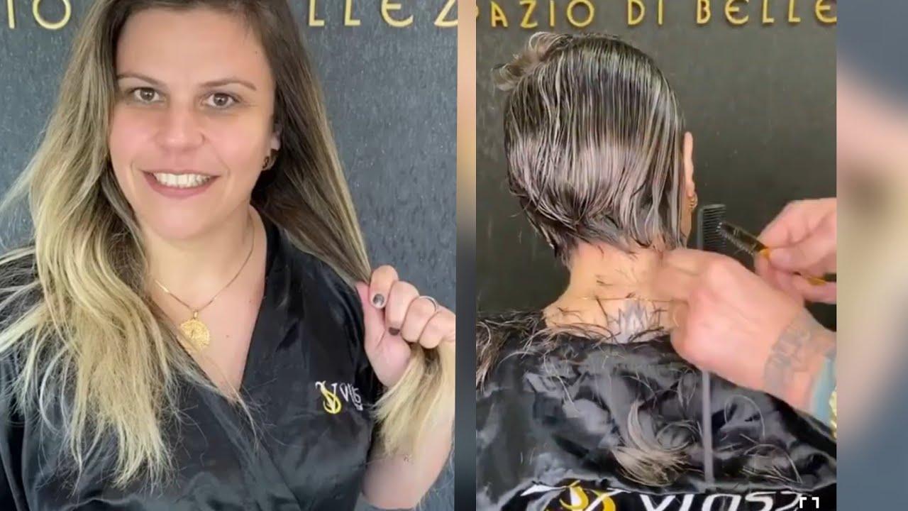 Short Hair Dont Care Youtube