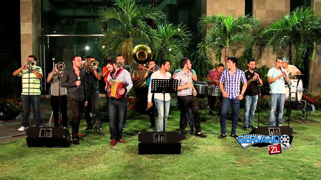 Grupo Fernandez Ft. Los Del Arroyo Ft. Banda Renovacion - Uniendo Generos (Disco En vivo 2016)