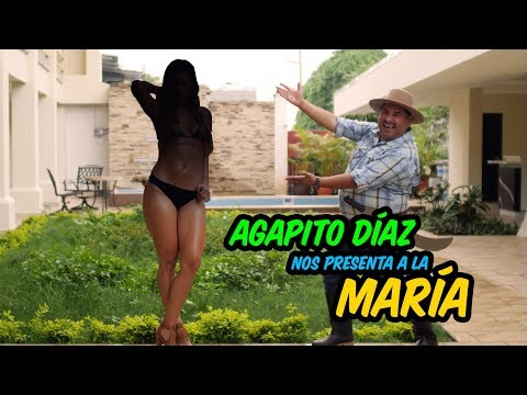 Agapito Díaz nos presenta a la María