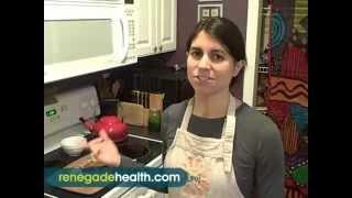 Heather's Raw Borscht Recipe (yep, Borscht) #201