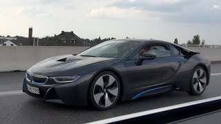 2015 BMW i8 (362 HP) Test Drive