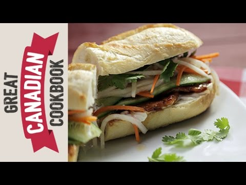How To Make Peameal Bacon Banh Mi