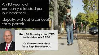 Vote out Bill Browley