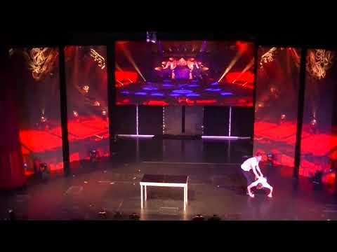 Twin DUO Table Acrobatics VITALIY ET ANDREY