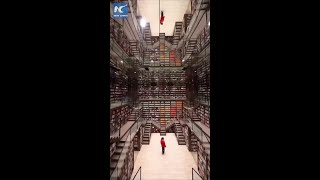 "China's ""prettiest bookstore"" opens new branch in Chongqing"