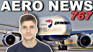 KEINE 767 mehr bei BRITISH AIRWAYS! AeroNews