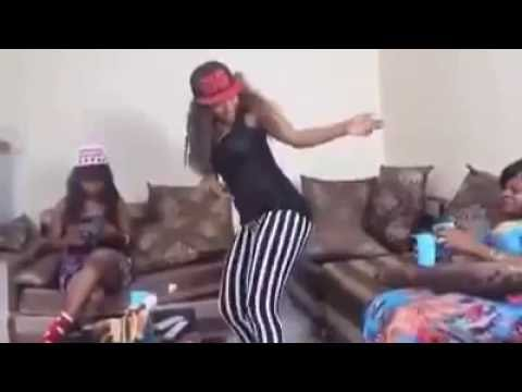 Twerking Ugandan Girls