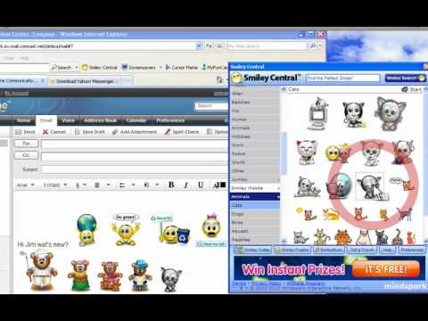Download Yahoo Messenger And Smileys