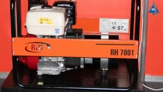 электрогенератор RID RS 7001