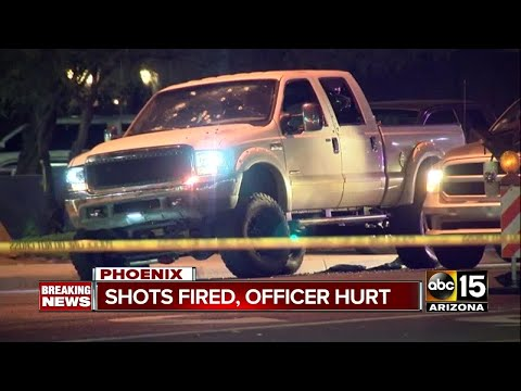 BREAKING: Police involved in central Phoenix shooting
