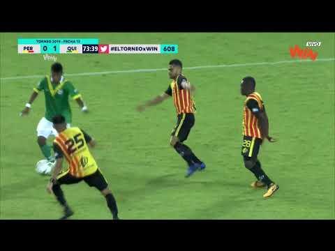 Pereira vs Quindío (0-1) | Torneo Aguila 2019-I | Fecha 12