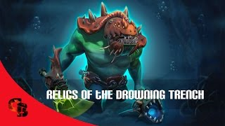 Dota 2: Store - Tidehunter - Relics of the Drowning Trench