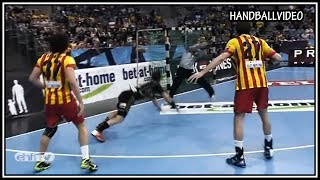 Amazing Goal By Uwe Gensheimer vs FC Barcelona