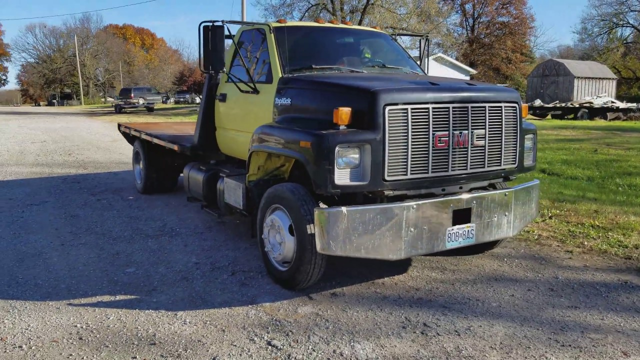 stake truck topkick for in body sale used gmc trucks az
