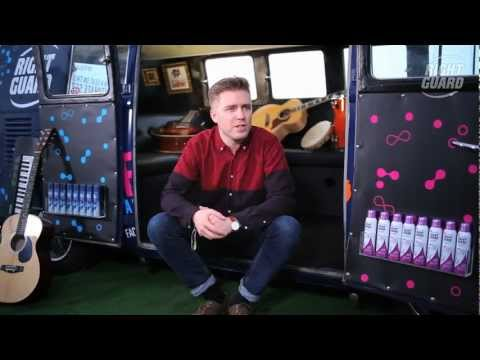 Exclusive interview with Sub Focus for OFF GUARD GIGS at Lovebox, London, 2012