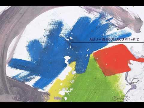 alt-j – bloodflood (part 1 + part 2)