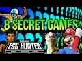 8 Secret Games Hidden in Video Games - The Easter Egg Hunter
