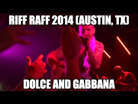 Riff Raff - Dolce and Gabbana (Live at Republic in Austin, Texas)