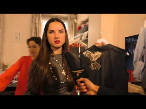 A la russe showroom presentation France 151008